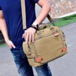 Les sacoches pour homme : tout ce qu'il faut savoir